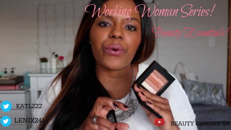 WORKING WMN THMB BEAUTY ESSENTIALS
